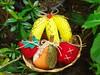FRUTAS EM TECIDO! (Lucimar Lima) Tags: frutas patchwork em tecido