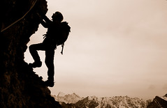 Spia facile... (tel est Marc) Tags: mountain montagne alpes el climbing marc mountaineering est alpinisme escalade oisans alpinism alpinist alpiniste telestmarc