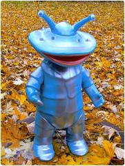 Giant Kanegon by U.S. Toys (toothaction) Tags: giant toys sofubi kanegon ustoys