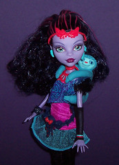 Jane Boolittle 8 (Veni Vidi Dolli) Tags: dolls mattel monsterhigh janeboolittle