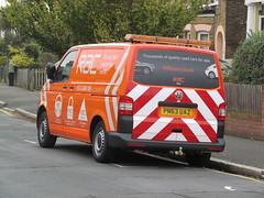 PN63UAZ VW Transporter RAC Patrol van in Croydon 17-11-2013 (furytingar) Tags: rescue orange cars vw for all you salute we your breakdown needs van croydon patrol rac transporter motoring motorists pn63uaz raccars
