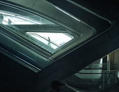 Oriente (Philippe Yong) Tags: 120 mamiya film analog mediumformat kodak lisboa lisbon rangefinder trainstation calatrava oriente analogue 6x7 80mm portra400 mamiya7ii moyenformat 7ii philippeyong wwwpyphotographyfr