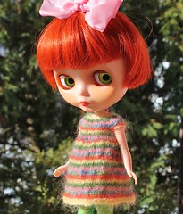 Theda In Candy Stripes