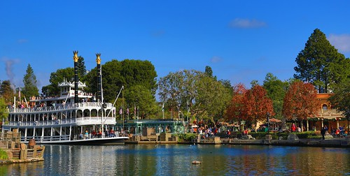 Rivers of America - Mark Twain Riverboat