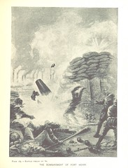 Image taken from page 203 of 'Battle-Fields of '61. A narrative of the military operations of the war for the Union up to the end of the Peninsular Campaign ... With illustrations, etc' (The British Library) Tags: tennessee large bombardment publicdomain forthenry americancivilwar page203 peninsulacampaign vol0 bldigital mechanicalcurator pubplacenewyork date1889 abbotwillisjwillisjohn sysnum000003727 imagesfrombook000003727 imagesfromvolume0000037270