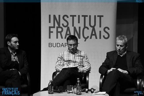Vincent Liegey, Attila Mong & François Bonnet