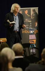 Ron Butlin at Edinburgh Central Library (Tales of One City) Tags: scotland edinburgh poetry poem library libraries central literary scottish literature poet centrallibrary makar dicklee anneevans edinburghcentrallibrary ronbutlin edinburghreads