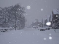 DEEPCAR (Andrew Mansfield - Sheffield UK) Tags: deepcar sheffield snow yorkshire southyorkshire england carrroaddeepcarsheffield winter winter2010 s36
