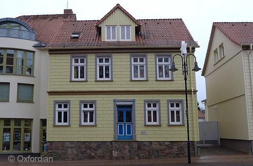Walsrode - heritage building