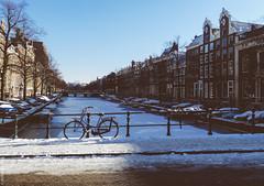 Amsterdam, Winter 2011/12 (Amsterdamming) Tags: winter snow amsterdam amsterdamming december2011 january2012 february2012