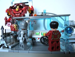 control room (Grantmasters) Tags: man war iron machine marvel updated hulkbuster