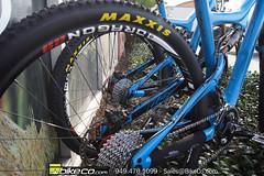 DSC09002 (The Bike Company) Tags: cockpit ripley ibis carbon custom build chrisking stuntman maxxis syntace bikeco bikecocom davecastillo novatecwheels thebikecompany