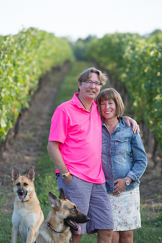 Tweaking The Names And Wines At Rennie Estate Winery On