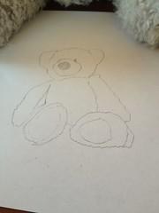 Camera Lucida drawing (wickedbear) Tags: madeit uploaded:by=flickrmobile flickriosapp:filter=nofilter