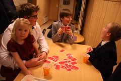"""Årsfest 2014. De yngste koser seg med kortspill. • <a style=""""font-size:0.8em;"""" href=""""http://www.flickr.com/photos/93335972@N07/11986616406/"""" target=""""_blank"""">View on Flickr</a>"""