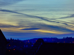 P1020444tech (pascalpiette) Tags: leica city red cloud sol clouds sunrise lumix soleil belgium belgique alba cities down du jour panasonic amanecer aurora wee hours raymond pascal towns huy octave heure lever bleue aurore aube piette dmcfz72 18012014