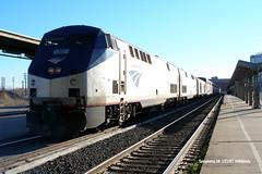 070121_02_AMTK10_11sac (AgentADQ) Tags: california railroad train coast 11 amtrak passenger sacramento genesis 2007 starlight p42