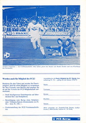 FC Zurich vs Rangers - 1976 - Page 15 (The Sky Strikers) Tags: cup european action zurich match fc rangers 1976 giveaways
