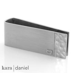 custom stainless money clip (kara | daniel) Tags: stainlesssteel mens custom moneyclip kara|danieljewelry