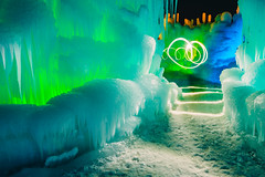 blues and greens (Sam Scholes) Tags: blue winter light lightpainting abstract motion ice beautiful digital lights utah nikon colorful icicle cave midway icicles formations winterwonderland d800 icecastles midwayicecastles