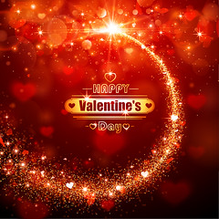 Free Valentine Vector Red Background (vectorbackground) Tags: vector redbackground freevalentine