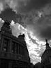 Sevilla, Madrid (marioandrei) Tags: madrid blackandwhite bw architecture bn ep1