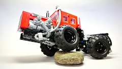 Кировец (hajdekr) Tags: tractor toy traktor lego technic massive vehicle agriculture кировец kirovec
