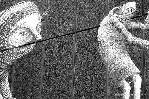 Graffiti Exhibition at Southbank 5