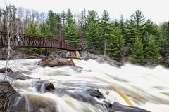 Onaping High Falls (phrawr) Tags: ontario nature water outdoors waterfall nikon falls d600 onaping