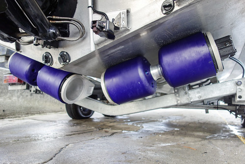 marine testing prototype trailer manufacturing balex automaticboatloader