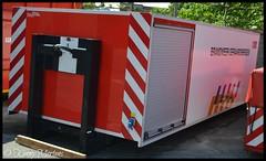 Brandweer Geraardsbergen - Container (gendarmeke) Tags: zuidoost belgium belgique belgie belgië service feuerwehr brandweer zuid incendie geraardsbergen oost belge grammont serviceincendie veiligheidsdag brandweerzone