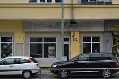 foto atelier (Florian Hardwig) Tags: berlin storefront photostudio lettering script ghostsign fascia