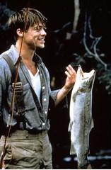 Et au milieu coule une rivière (twintiger007) Tags: poisson pêche pche truite