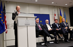 Moldova, Georgia, and Ukraine Association Agreement Event, July 7, 2014: Eric Rubin, Deputy Assistant Secretary of State, Bureau of European and Eurasian Affairs