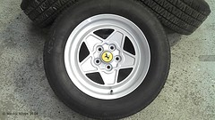 "Ferrari alloy wheel after refurbishment by We Fix Alloys • <a style=""font-size:0.8em;"" href=""http://www.flickr.com/photos/75836697@N06/14468495751/"" target=""_blank"">View on Flickr</a>"