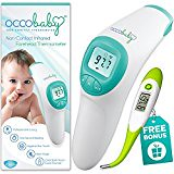 Clinical Non-Contact Baby Forehead Thermometer NEW 2017 EDITION with Bonus Fast Flexible Tip Waterproof Digital Thermometer for Infants & Toddlers | Instant Read Professional Infrared No Touch Scanner (finiarisab) Tags: 2017 baby bonus clinical digital edition fast flexible forehead infants infrared instant noncontact professional read scanner thermometer toddlers touch waterproof