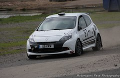 Renault Clio Harold Palin Memorial Stages Rally Mallory Park 2016 (Motorsport Pete Photography) Tags: renault clio harold palin memorial stages rally mallory park 2016