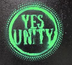 """""""Yes Unity"""" Dublin 2016"""