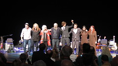 Emmylou Harris, Steve Earle, Buddy Miller, Robert Plant, and The Milk Carton Kids (Kenneth Pattengale & Joey Ryan) (Peter Hutchins) Tags: lampedusa concerts for refugees emmylouharris steveearle buddymiller robertplant emmylou harris steve earle buddy miller robert plant nancy and beth nancyandbeth the milk carton kids themilkcartonkids lisnerauditorium washington dc benefit concert syrian kenneth pattengale joey ryan kennethpattengale joeyryan megan mullally meganmullally stephanie hunt stephaniehunt