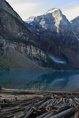 Moraine Morning Mood (AnyMotion) Tags: morainelake lake see mountains berge glacier gletscher deadwood 2016 anymotion reisen travel canada kanada banffnationalpark alberta 6d canoneos6d colours colors farben landscape landschaft landschaftsaufnahmen