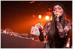 Gavlyn & Reverie @ Yaam (Libertinus) Tags: gavlyn reverie berlin djlala encrypt femalerap hiphop live music rap rapper yaam