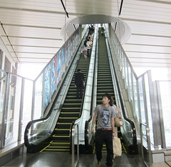 Osaka Station - Umeda 1749 (Tangled Bank) Tags: japan japanese asia asian osaka city station jr rail railway downtown urban train railroad