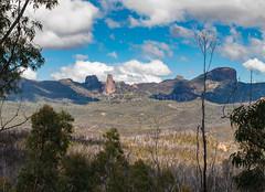 160924_Warrumbungles_5617.jpg (FranzVenhaus) Tags: trees creek countrybush plants cliffs australia mountains warrumbungles nsw water newsouthwales wilderness rocks aus