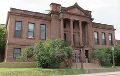 Old Main Carnegie Library (Duluth, Minnesota) (courthouselover) Tags: minnesota mn carnegielibraries libraries saintlouiscounty stlouiscounty duluth northamerica unitedstates us