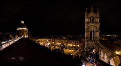 PK3_0387-Pano ([masterleo]) Tags: pano stitch palermo terrazze cathedral cattedrale night nightcity pentax k3 samyang 10mm