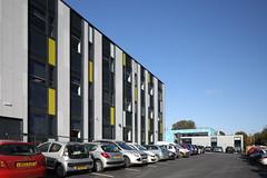 Coventry-USC (1) (jamesutherland) Tags: curtainwall aluminiumwindows entrancedoors