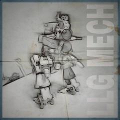 R&D mech concept (Marco Marozzi) Tags: lego egodesign legomech mecha moc walker marco marozzi