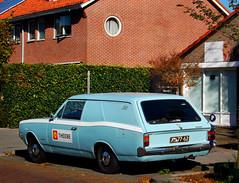 Opel Rekord (denniselzinga) Tags: opel rekord van lieferwagen theebe xj7762
