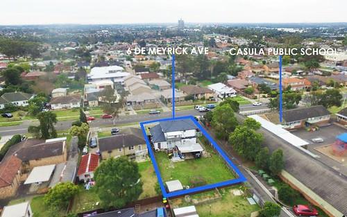6 De Meyrick Avenue, Casula NSW 2170