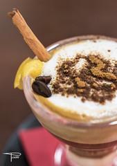 Asitico (Pardo.foto) Tags: asiatico caf coffee drink food canela lemon limon leche milk coac licor cacao bar restaurant dessert murcia cartagena menu carta